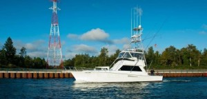 The best fishing charters have the best boats.